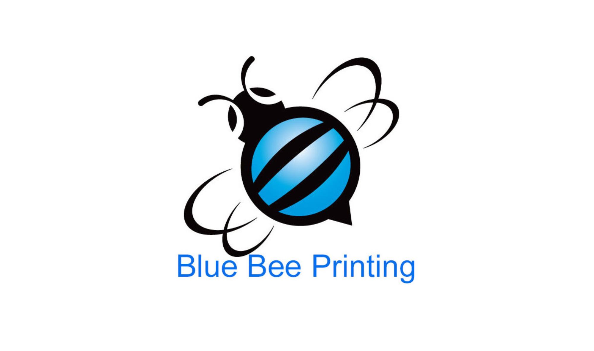 blue bee printing blog