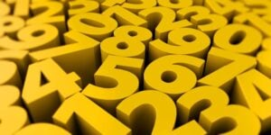 multiple numbers