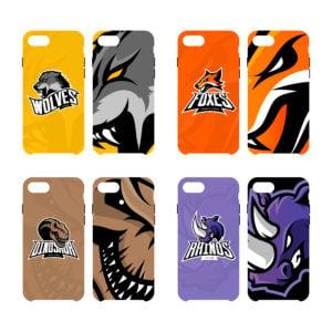custom phone case stickers