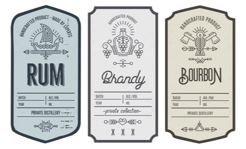 custom labels
