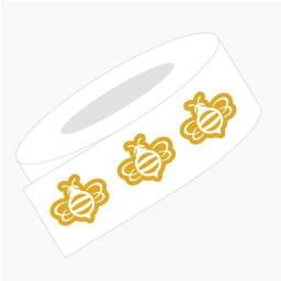 Die Cut Roll Label